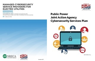 Cybersecurity Service Providers Guide & JAA Cybersecurity Services Plan Cover