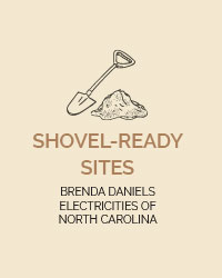 Shovel ready sites, Brenda Daniels