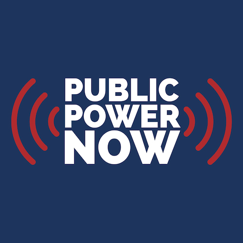 Public Power Now Logo