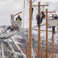 2019 publicpower lineworkers rodeo competition in Colorado Springs