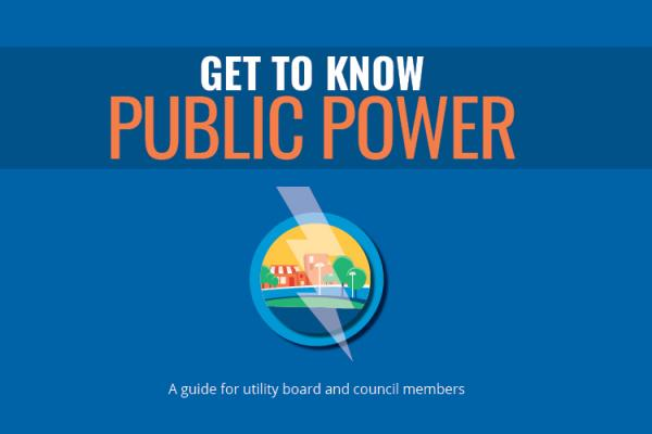 Get to Know Public Power