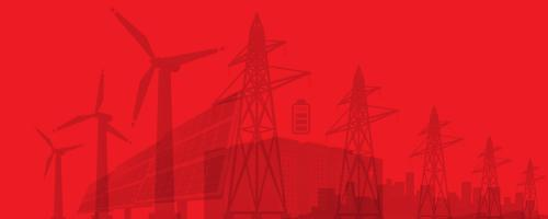 transmission towers and distributed energy resource technologies
