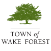 town of wake forest logo