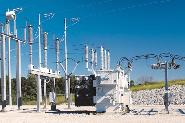 Transmission substation